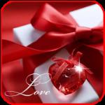 Аватар Сердечко на подарке  (Love / Любовь)