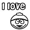 Аватар Эрик Картман - м/ф Южный Парк (I love)