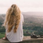 Блондинки на аву с длинными волосами