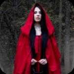 Аватар Красная шапочка в лесу