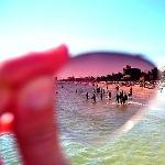 Аватар Пляж сквозь розовые очки