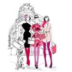 Аватар Три девушки гуляют по городу