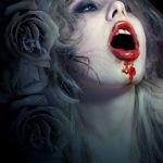 Аватар Девушка с окровавленными губами