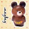 Аватар Олимпийский мишка (Медвед)