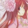 Аватар Тайвань из аниме Hetalia с большой розой в волосах