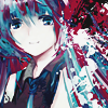 Аватар Vocaloid Hatsune Miku / Вокалоид Хатсуне Мику