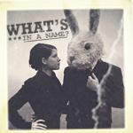 Аватар Девушка разговаривает с парнем с головой кролика ( What's in a name? / Что в имени тебе моем? )