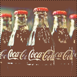 Аватар Пять бутылок Кока-Колы / Coca-Cola