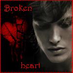 Аватар Мужчина и разбитое сердце (Broken heart / Разбитое сердце)