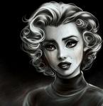 Аватар Плачущая Мерилин Монро (Marilyn Monroe)