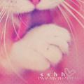 Аватар Кошка облизывает лапу (sshh / шшшш)