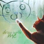 Аватар Кот рисует на запотевшем окне мордочку кошки (Draw with me / Порисуй со мной)