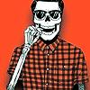 99px.ru аватар Скелет в рубашке