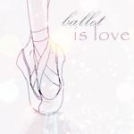 Аватар Ножки балерины (ballet is love / балет - это любовь)
