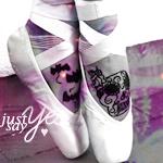Аватар Ножки балерины  (just say yes / просто скажи да)