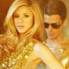 Аватар Shakira / Шакира на фотосессии с парнем в очках