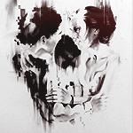 Аватар В изображении черепа видны силуэты парня и девушки