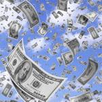 Аватар Доллары летят по небу