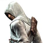 Аватар Главный герой игры Assassin's Creed III / Кредо убийцы 3 со спины в пол оборота