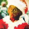 Аватар Гринч / Grinch в костюме Санта Клауса, фильм Гринч – похититель Рождества / How the Grinch Stole Christmas