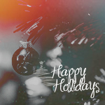 Аватар Елочный шарик на ветке (Happy Holidays / Счастливых Праздников)