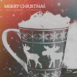 Аватар Чашка с лосями (Merry Christmas / С Рождеством)