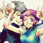 Аватар Кагура / Kagura и Саката Гинтоки / Sakata Gintoki из аниме Гинтама / Gintama