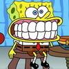 Аватар SpongeBob / Губка Боб показывает зубы, из мультика Губка Боб Квадратные Штаны / SpongeBob SquarePants