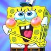 Аватар SpongeBob / Губка Боб счастлив, из мультика Губка Боб Квадратные Штаны / SpongeBob SquarePants