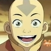 Аватар Радостный Аанг / Aang из мультика Аватар: Легенда об Аанге / Avatar: The Legend of Aang
