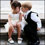 Аватар Милые мальчик и девочка на свидании