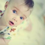 Аватар Ребенок с голубыми глазками
