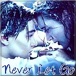 Аватар Джек Доусон и Роза Дьюитт Бьюкейтер замерзая смотрят друг на друга из фильма Титаник (Never Let Go)