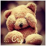 Аватар Плюшевый мишка закрыл лапами глаза (Cry / Слезы)