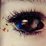 Аватар Глаз с необычным зрачком