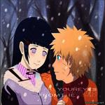 99px.ru аватар Хината Хьюга / Hyūga Hinata и Наруто Узумаки / Naruto Uzumaki из аниме Наруто / Naruto