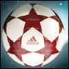 Аватар Красно - белый мяч лига чемпионов, фирма Adidas / Адидас