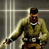Аватар Террорист L33t из Counter Strike Source с пистолетом в руке