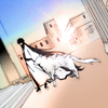 99px.ru аватар Рюуко / Ryuko и Ко / Kou из манги и аниме Монохромный фактор / Monochrome Factor на рассвете идут в замок