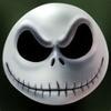 Аватар Лицо Джека / Jack зловеще улыбается, арт к мультфильму Кошмар перед Рождеством / The Nightmare Before Christmas