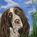 Аватар Портрет грустного пса, автор Leia1987