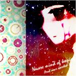 Аватар Сунако Кирисики / Sunako Kirishiki из аниме Усопшие / Shiki с кровью на щеке