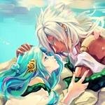 Аватар Ямурайха / Yamuraiha и Шарркан / Sharrkan из аниме Magi: Labyrinth of Magic / Маги: Лабиринт Магии