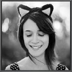 Аватар Девушка с кошачьими ушками