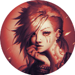 Аватар Vi / Ви из игры League of Legends / Лига Легенд