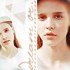 Аватар Красивая девушка в кепке и белой футболке смотрит в камеру (dream or./ мечта, или.)