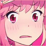 Аватар Смущающаяся Нонон Дзякудзурэ / Nonon Jakuzure из аниме Круши Кромсай / Kill la kill