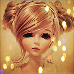 Аватар Милая кукла - блондинка