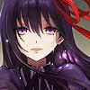 Аватар Девушка улыбается сквозь слезы