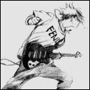 Аватар Парень держит гитару